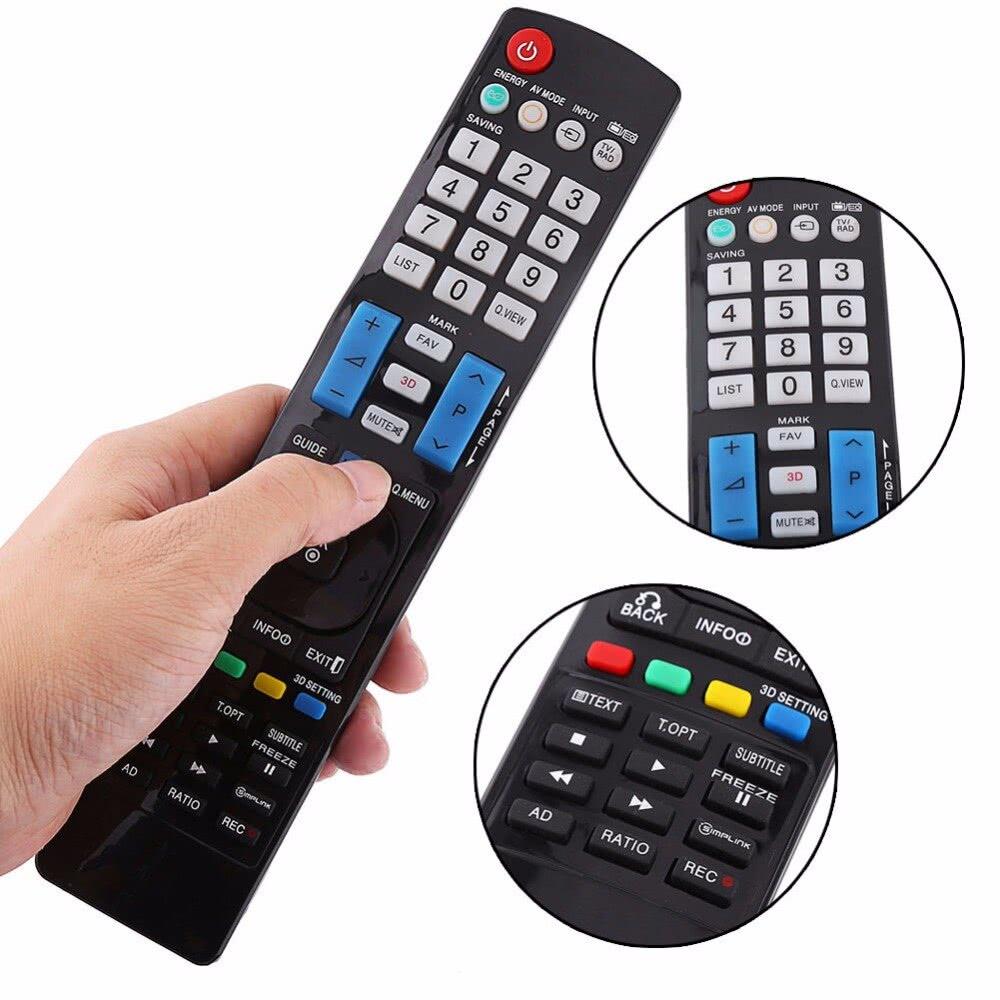 Выбор универсального пульта для телевизора LG