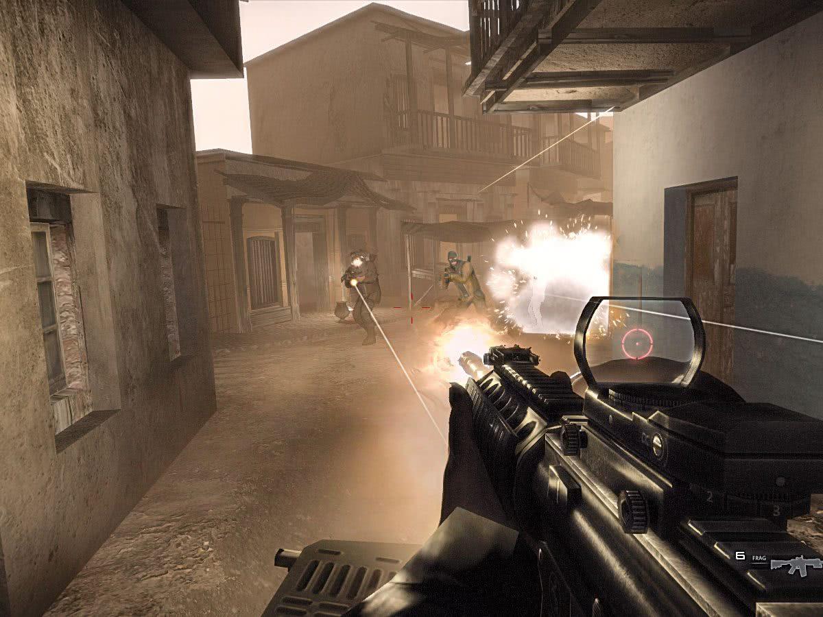 Игры стрелялки с оружием