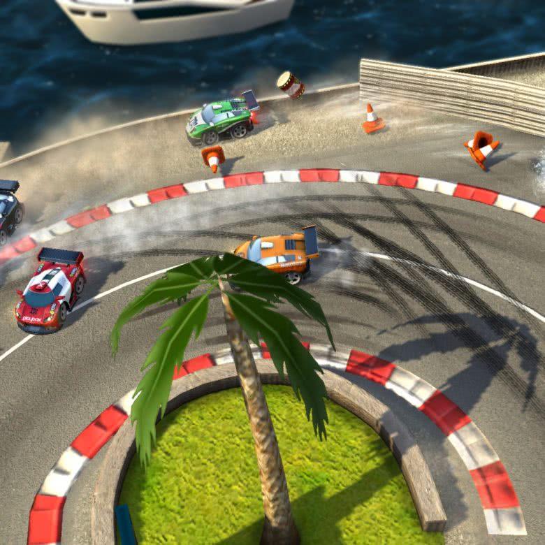 Игры гонки на машинках для двоих