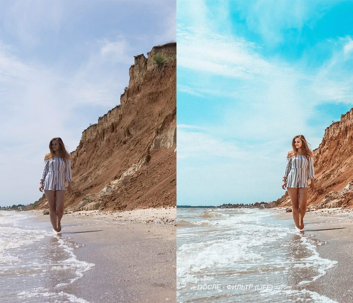 Обработка фото со смартфона