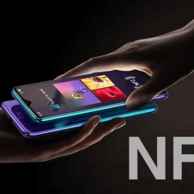 Бюджетный смартфон с NFC