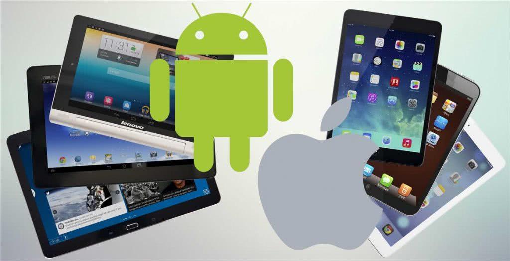 Операционная система на планшете