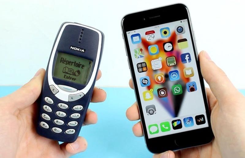 телефон vs смартфон