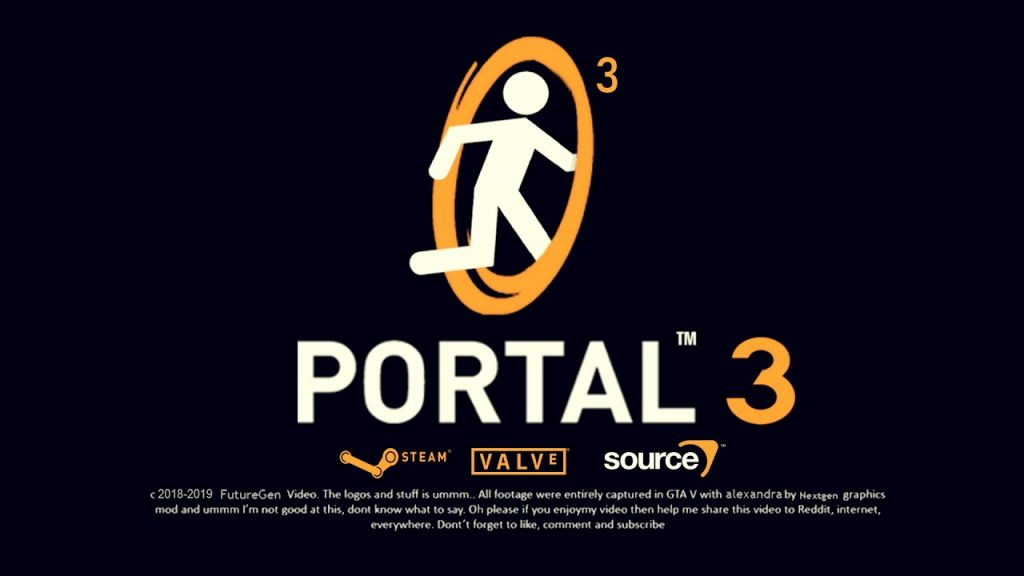 Portal 3 (2021)