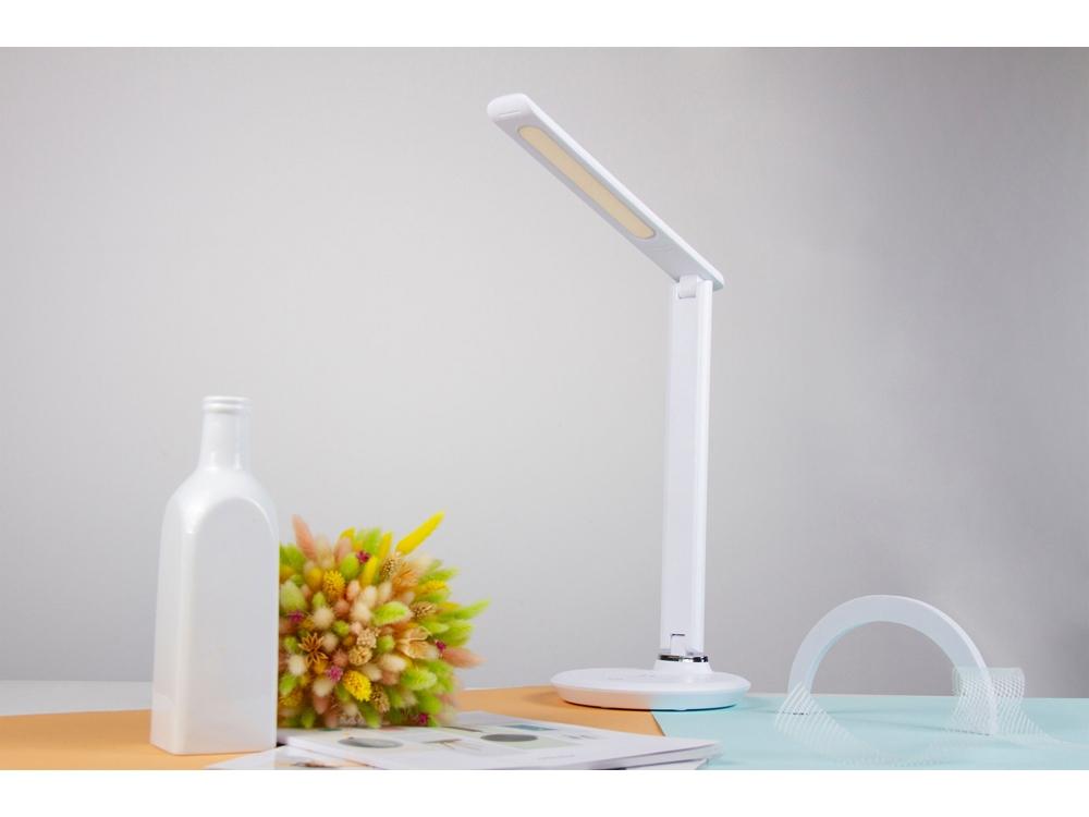 Настольная лампа и зарядник 2в1 Faros